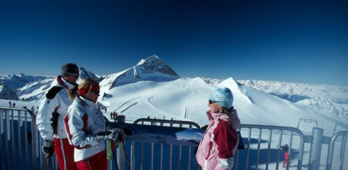 Skiopening = 7 Nächte inkl.  6 Tage Skipass