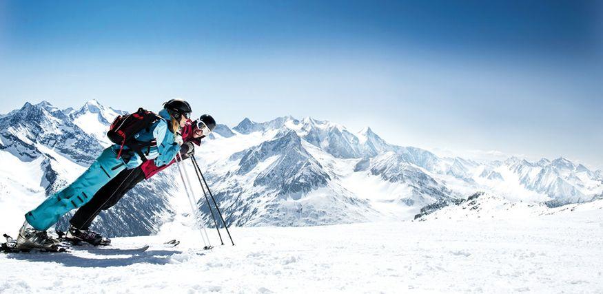 Weisse Wochen = 7 Nächte inkl. 6 Tage Skipass
