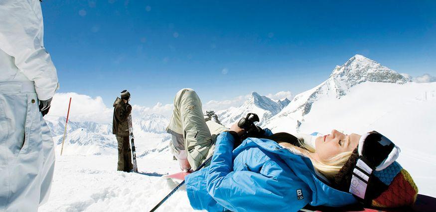 Sonnenskilauf = 7 Nächte inkl. 6 Tage Skipass