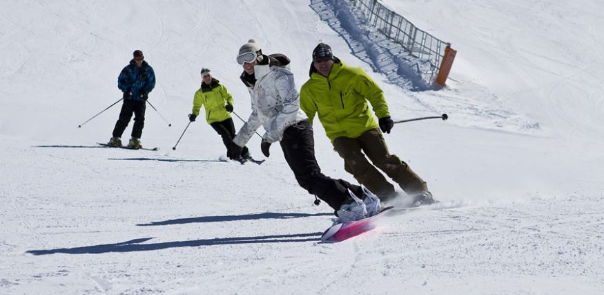 Weiße Wochen Shorty = 3 Nächte inkl. 2 Tage Skipass