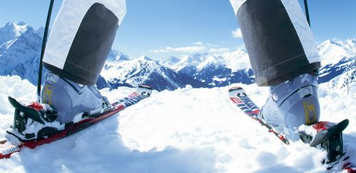 Wochenstart Shorty = 4 Übernachtungen inkl. 3 Tage Skipass
