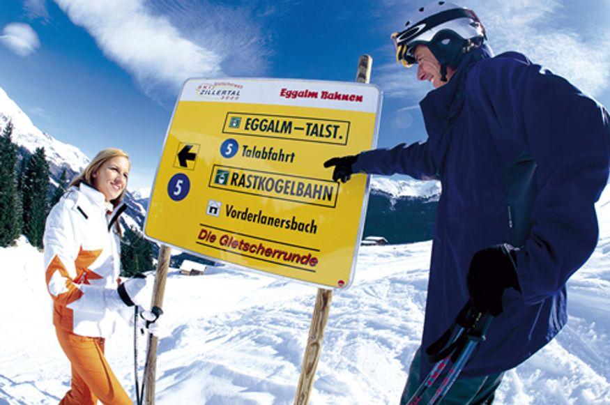 Schneesportwoche = 7 Nächte inkl. 6 Tage Skipass