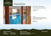 Day Spa Gutschein