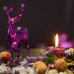 The magic atmosphere of the advent season