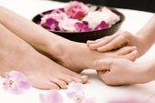 Trattamenti e piedi | Hollywood pedicure con smalto