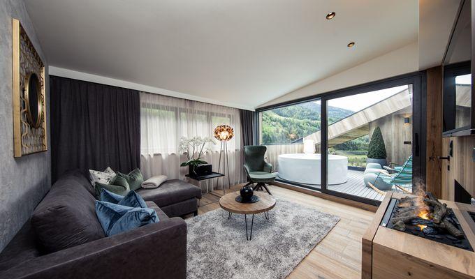 NEU 2019: Bella Vista-Chalet im Alpenschlössel