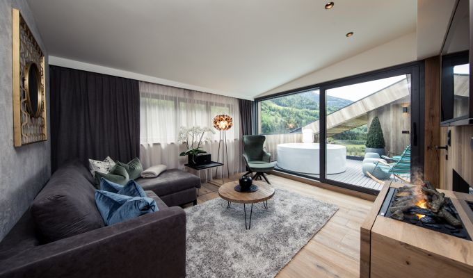 NEW 2019: Bella Vista-Chalet at the Alpenschlössel