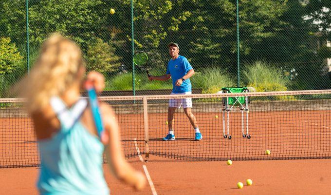 La settimana del Tennis