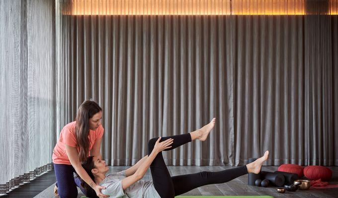 Pilateswoche mit Birgit Mössler