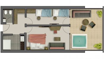 New 2021: Royal Suite