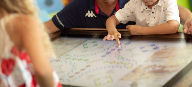 I bambini fino a 5 anni soggiornano gratuitamente nelle camera dei genitori
