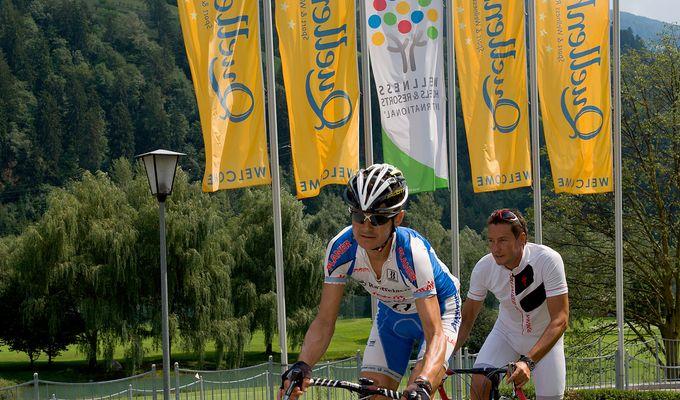 Rennradtouren mit Beat Hauser