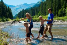 A Mountain Summer for the Whole Family |