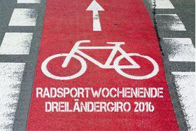 Radsportwochenende - Dreiländergiro | 1 Tag