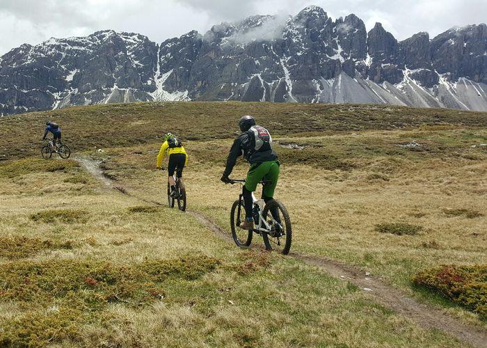 Geführte Bikewochen für Genießer