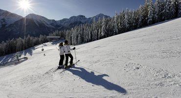 Weiße Wochen mit Skipass und Leihskiern Ende März