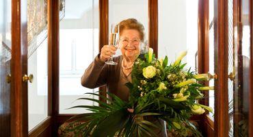 """Anniversary weeks """"100 years Zenzi Glatt"""""""