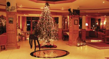 The Charm of Christmas at the Hotel Post!