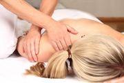 Teilkörpermassage (Rückenmassage)