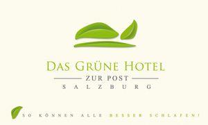 Das grüne Bio-Hotel zur Post - Logo