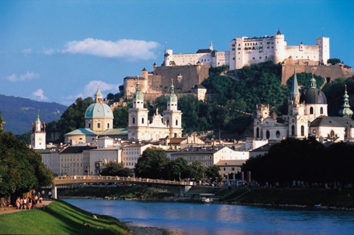 Sound of Music - Short Salzburg City-Trip
