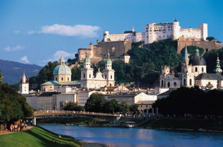 Sound of Music - Short Salzburg City-Trip