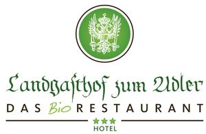 Landgasthof zum Adler, Das BIO-Restaurant - Logo