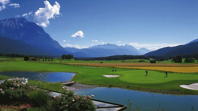 Golf-Kurztripp