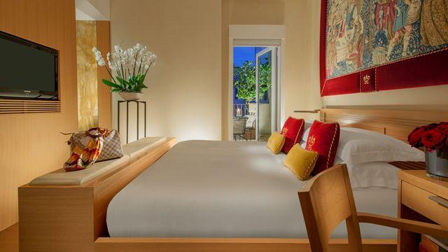 Richard Meier Executive Deluxe with Terrace