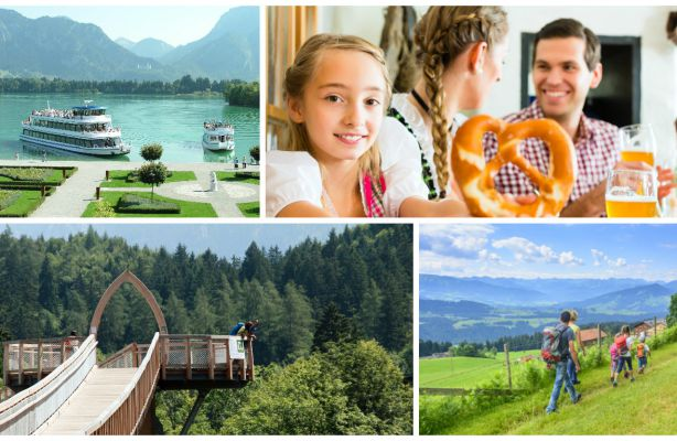 The Allgaeu Experience for the Whole Family
