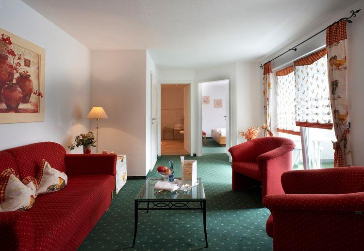 """Schönwasen in the guesthouse """"Mühlbach"""""""