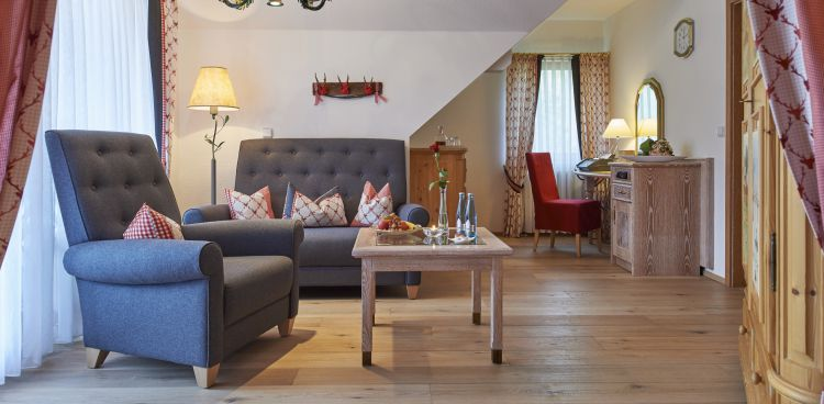 Suite Landhaus -Bâtiment d'origine