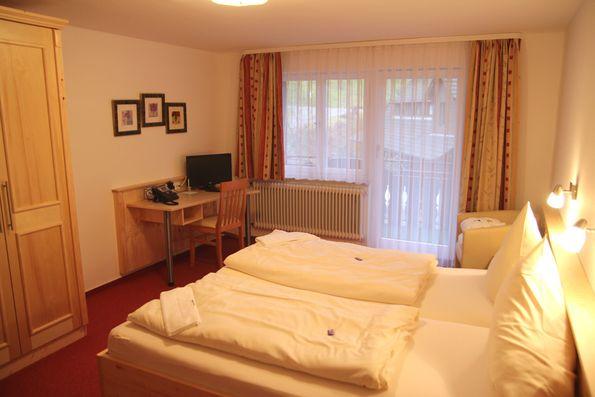 Zimmer im Haus Wälzbach