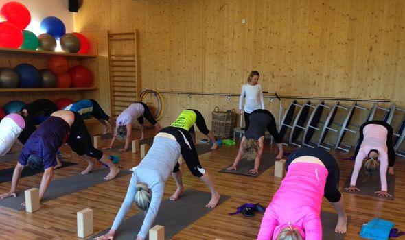 Spaß mit Laufen & Yoga für Einsteiger mit Julia Böttger und Susanne Niecke