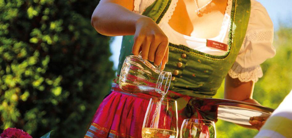 Sommer Rosé  -- 5 Nächte mit Halbpension & Mehr  -15% 4/5