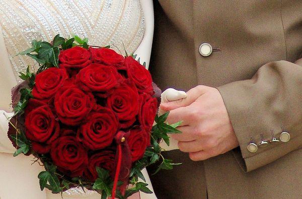 Herzklopfen - Hochzeitstag