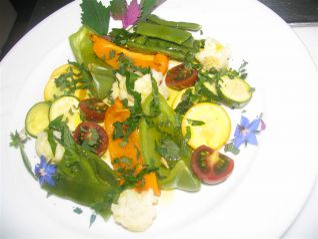 Bio-Restaurant: Gasthaus am Felsenkeller