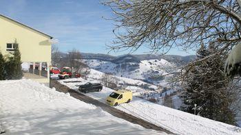 Kurztripp in den Schnee