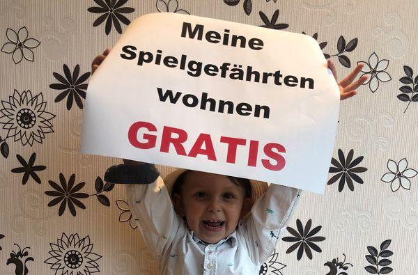 KIDS`s FREE in einer Ferienwohnung - Kinder bis 13,99 Jahre GRATIS!