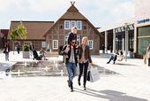 Shoppingerlebnis im Designer-Outlet Soltau