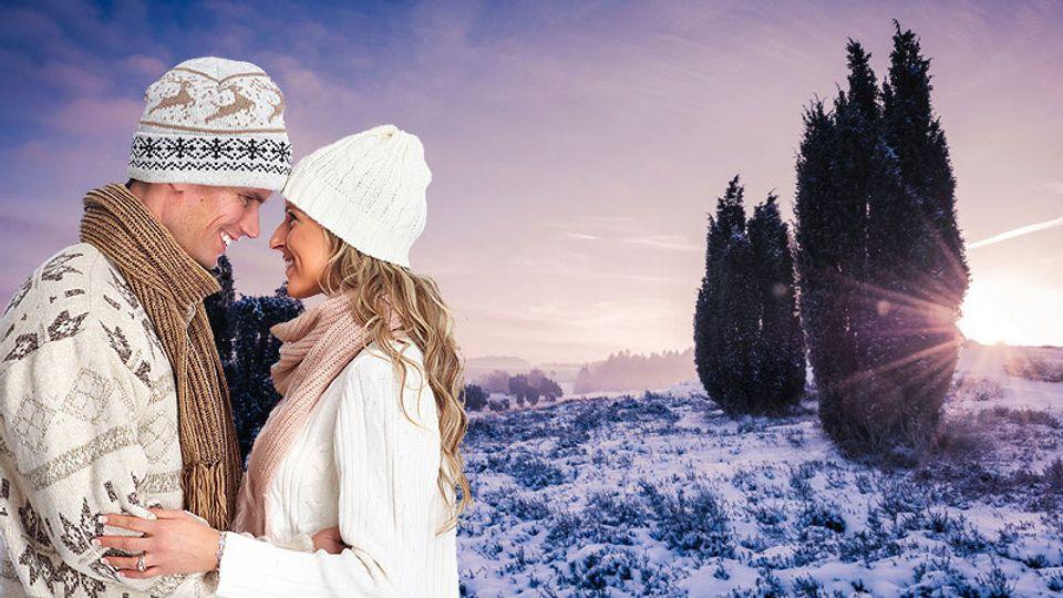 Romantischer Winter-Kurzurlaub in der Lüneburger Heide
