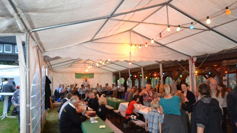 Biergarten-Schützenfest Lüneburger Heide