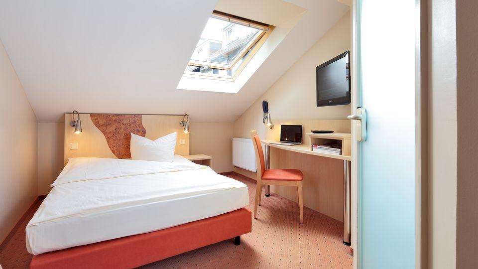 Standard-Grandlit-Zimmer