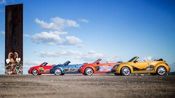 """Petul Cabriotour pur Rhein-Ruhr """"Open Air Rallye"""""""