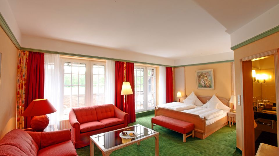 Juniorsuite Deluxe mit Meerblick