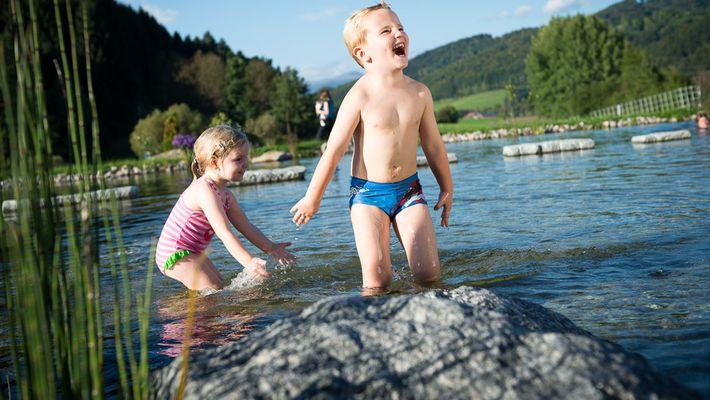 Urlaubsangebot: Sommerlaune - Schreinerhof in Schönberg
