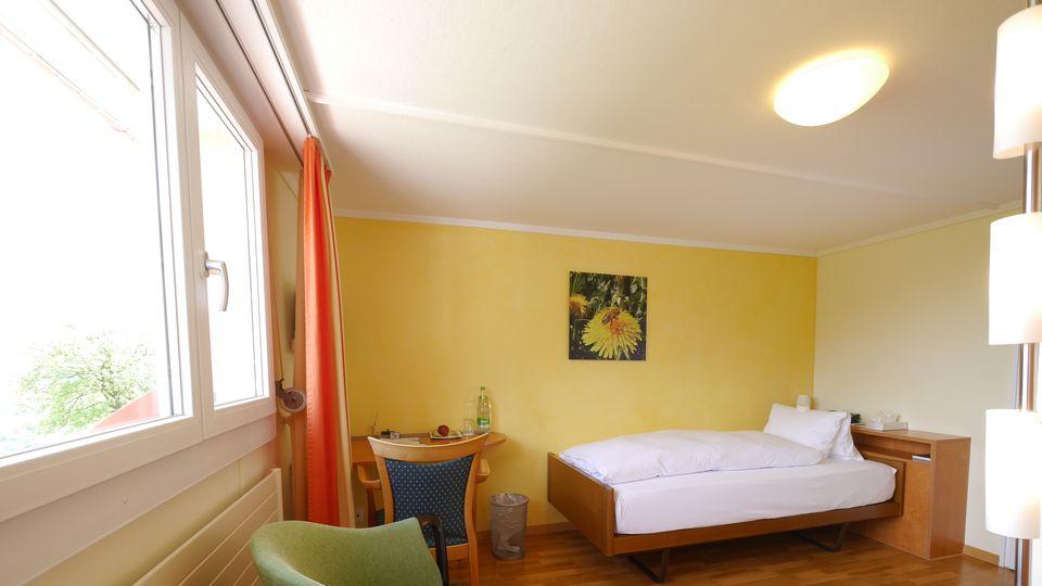 Einzelzimmer Landhaus See