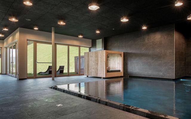 Biohotel Blaslahof: Wellnessbereich mit Pool